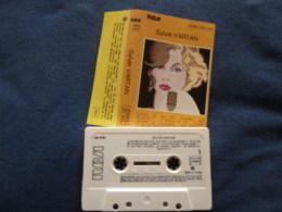 SYLVIE VARTAN K7 AUDIO VOIR PHOTO...ET REGARDEZ LES AUTRES (PLUSIEURS) - Cassettes Audio