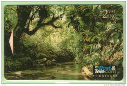 Fiji - 1993 Scenic Issue - $2 Bouma Reserve - FIJ-012 - FU - Fiji