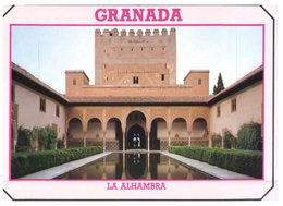 (374) Spain - Granada Alhambra - Monuments