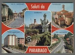 V6400 SALUTI DA PARABIAGO MILANO VEDUTE (m) - Italia