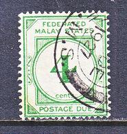 FED.MALAY STATE  J 3  (o) - Federated Malay States