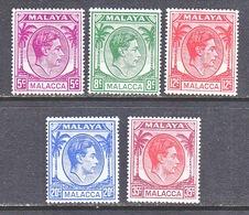 MALACCA  22-26  ** - Malacca