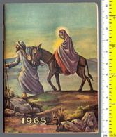 "M3-29925 Greece. Calendar Booklet 1965 [Religious Organization ""Life"" / ΖΩΗ]. - Calendriers"
