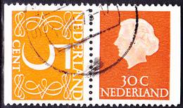 Niederlande Netherlands Pays-Bas - Aus Heft PB 11a  (NVPH 64f) 1971 - Gest. Used Obl - Carnets