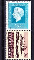 Niederlande Netherlands Pays-Bas - Aus Heft PB 12a  (NVPH 76) 1972 - Gest. Used Obl - Carnets