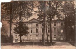 31rp 75 CPA - PREMONTRE - L'ASILE - PAVILLON COTE HOMMES - Other Municipalities
