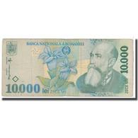 Billet, Roumanie, 10,000 Lei, 1999, KM:108a, TB - Roumanie