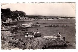 83 - Saint-Aygulf Le Port Et La Grande Plage - Saint-Aygulf