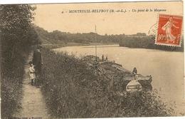MONTREUIL BELFROY -  Un Point De La Mayenne - Bien Regarder   54 - Other Municipalities