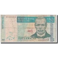 Billet, Malawi, 50 Kwacha, 2011, 2011-06-30, KM:53e, B - Malawi