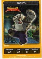 Carte Trading Card Disney Dreamworks Carrefour Kung Fu Panda 85 - Disney