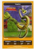 Carte Trading Card Disney Dreamworks Carrefour Kung Fu Panda 98 - Disney