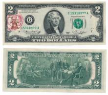 1976 // ETATS-UNIS // 2 Dollars // UNC - Stati Uniti