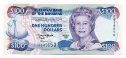 1996 // BAHAMAS // 100 Dollars // SPL/AU - Bahamas