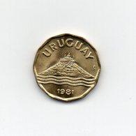 Uruguay - 1981 - 20 Centesimos - Vedi Foto - (MW1707) - Uruguay