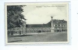 Florennes Gare Poste Place Des Combattants - Florennes