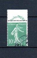 Beau N° 188 Oblitéré Côte 50 Euros - France