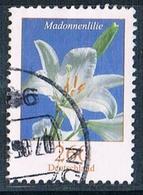 2016 Dauerserie Blumen  (Madonnenlilie) - Used Stamps