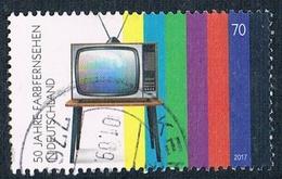 2017 50 Jahre Farbfernsehen In Deutschland - [7] République Fédérale
