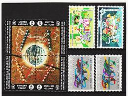VV880 UNO NEW YORK  1994 MICHL 671/78 ** Postfrisch Siehe ABBILBUNG - New York -  VN Hauptquartier
