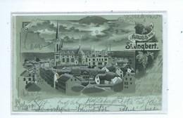Lytho 1899 St Jngbert Gruss Aus - Allemagne