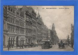 AUSTRALIE - MELBOURNE Collins Street - Melbourne