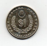 Malesia - 1969 - 1 Ringgit - Vedi Foto - (MW1714) - Malesia