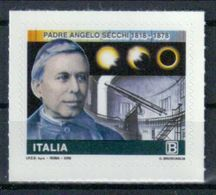 Italien 'Angelo Secchi, Astronom' / Italy 'Angelo Secchi, Astronomer' **/MNH 2018 - Astronomy