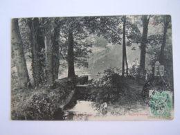 Cpa France Peintre Forestier Edition Collection F. Fleury Circulée - Non Classificati