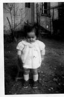 Photo Ancienne -   Jeune Enfant -  Chantal  RIBEIRO -   Septembre 1953 - Persone Identificate