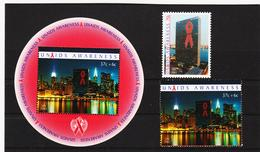 VV865 UNO NEW YORK 2002 MICHL 912/13 + BLOCK 22  ** Postfrisch Siehe ABBILBUNG - New York -  VN Hauptquartier