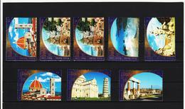 VV853 UNO NEW YORK 2002 MICHL 904/05 + 906/11  ** Postfrisch Siehe ABBILBUNG - New York -  VN Hauptquartier