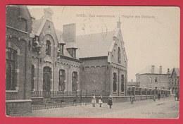 Geel - Oud Mannenhuis - 1910  ( Verso Zien ) - Geel