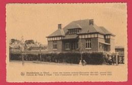 Geel - Staatskolonie  -School Voor Bijzonder Ondewis -1939 ( Verso Zien ) - Geel
