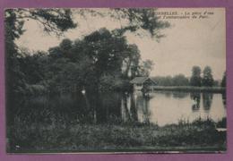 78 - BONNELLES - La Pièce D'eau Et L'embarcadère Du Parc - France