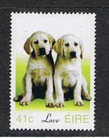 IRLANDA:  2003  AMORE  -  41 C. POLICROMO  N. -  YV/TELL. 1484 - 1949-... Repubblica D'Irlanda
