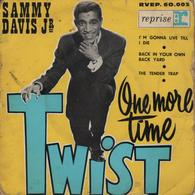Disque 45 Tours SAMMY DAVIS JR - 1963 - Soul - R&B