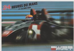 24 Heures Du MANS 2006 : TEAM SWISS SPIRIT  FASSLER/PRIMAT/PETER - Automobile - F1
