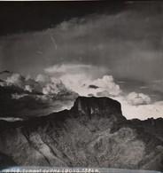 Grande Photographie Aérienne/Retirage D'époque/Viet Nam/Baie D'Along/Frassati/Sommet Du Pha Luong/Vers1945-1955 PHOTN465 - Otros