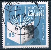 2017  300. Geburtstag Von August Wilhelm Schlegel - [7] République Fédérale