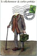 Le Collectionneur De Cartes Postales - Carte De Membre Actif - Paris 6ème - Bourses & Salons De Collections