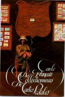 Bourse Et Salon - Grande Bourse D'échanges - Illustration De R. Nageli Année 1981 Cercle Français Des Collectionneurs De - Bourses & Salons De Collections