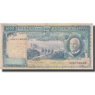 Billet, Angola, 1000 Escudos, 1970, 1970-06-10, KM:98, TTB - Angola
