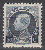 BELGIË - OPB - 1922 - Nr 211 C (11 1/2 X 11) - MNH** - 1921-1925 Small Montenez