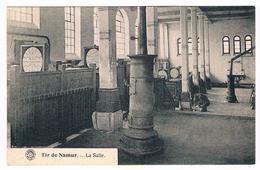 CPA : NAMUR - Salle De Tir à RONET - Intérieur Avec Les Cibles - Namur