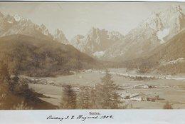 Austria - Sexten. Old Card.  S-4468 - Austria