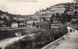 [84] Vaucluse > Non Classés Fontaine De Vaucluse Les Bords De La Sorgue - France