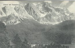 Austria - Eibsee Mit Zugspitze   S-4471 - Austria