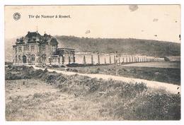 CPA : NAMUR RONET - Le Tir - Namur