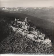 Grande Photographie Aérienne/Tirage D'époque/France/Château Du Haut Koenisbourg /Vers 1930 - 1950         PHOTN473 - Otros
